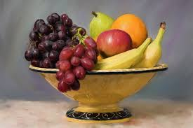 bowl of fruits what fruit fits you best playbuzz