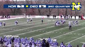 canadian thanksgiving 2014 norwood vs dedham thanksgiving football game highlights 2014 youtube