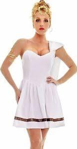 caesar u0027s roman greek goddess toga halloween costume size