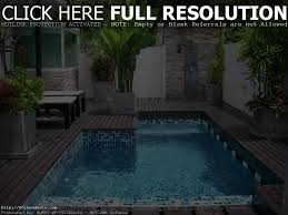 mini swimming pool designs 1000 ideas about small backyard pools