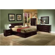 Headboards With Built In Lights Coaster Jessica California King Contemporary Bed With Storage