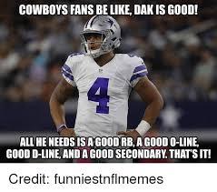 Dallas Cowboys Fans Memes - 25 best memes about cowboys fans be like cowboys fans be