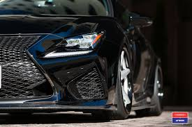lexus rc f body kits skipper design lexus rc f u2013 vossen x work vws 3 u2013 hpf blog news
