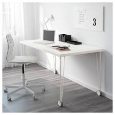 Office Desk Legs by Krille Leg With Caster Ikea