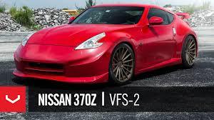 xe nissan 370z gia bao nhieu nissan 370z nismo năng động với mâm vossen vfs2 concave