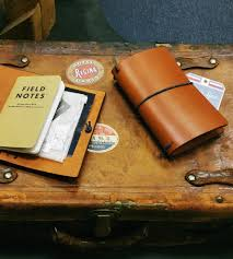 any frontier leather travel journal features gear and gadgets