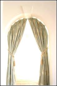 Curtains For Palladian Windows Decor Half Circle Window Curtains Amusing Curtains For Arched Windows On