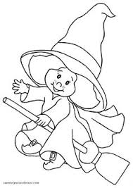 24 free printable halloween coloring pages kids print