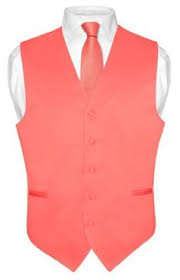 with 30 colors and several vest tie combinations to choose from