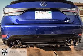 lexus rc f exhaust apex i n1x exhaust systems gs f rc f gs350 quad is in stock at