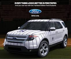 Ford Explorer Lease - how not to install a pin stripe ford explorer and ford ranger
