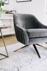 West Elm Lounge Chair Furniture Shopping At West Elm Rejuvenation House Of Brinson