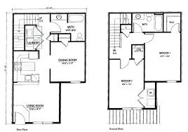 two storey house floor plan plans for two bedroom house canal house 2 bedroom floor plan