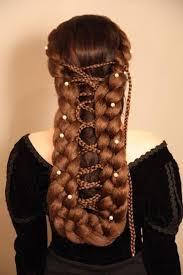 Frisuren Renaissance Anleitung by Hair Ideas Hair Frisur Haarnetze Und