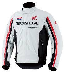 motorcycle riding accessories honda riding gear hrc all season riding blouson 0sytn w3l ws