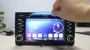 dvd cd player guide for volsmart android car headunit youtube