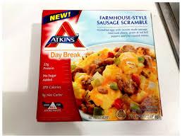 atkins review farmhouse style sausage scramble