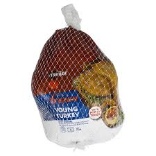thanksgiving meal meijer