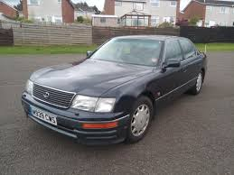 lexus lpg cars for sale for sale for sale lexus ls400 mot april 2018 750 ono autoshite