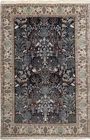 intricate tree of vintage nain rug 51156 by nazmiyal