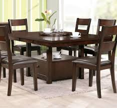 chair 60in rosewood imperial dragon design round dining table with