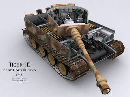 home interior tiger picture finished the tank today german tiger tank with the camo and