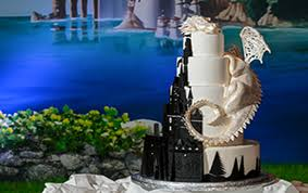 wedding cake wednesday fantasy frosting disney weddings