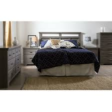 nightstand and dressers 2 drawer bedroom nightstand in gray maple wood finish