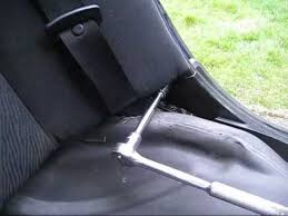 bmw rear seat protector removing bmw rear seat