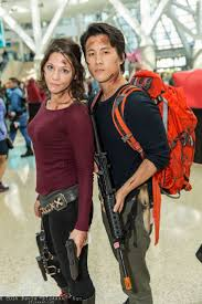 halloween costume ideas for teenage couples best 20 walking dead costumes ideas on pinterest walking dead