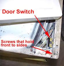 ge dryer door switch wiring diagram wiring diagram and schematic