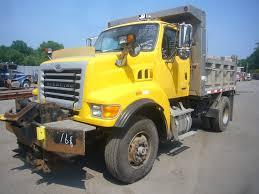 2002 sterling l8500 single axle dump truck for sale by arthur