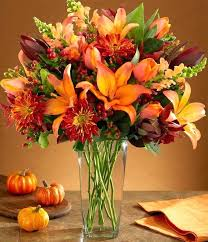 thanksgiving flower arrangement ideas joocy me