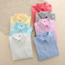 high quality womens oxford shirt promotion shop for high quality