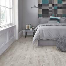 White Tile Effect Laminate Flooring Quattro 8 Loft White Laminate Laminate Carpetright