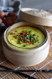 cuisine vapeur recette oeuf à la vapeur recette traditionnelle chinoise 196 flavors