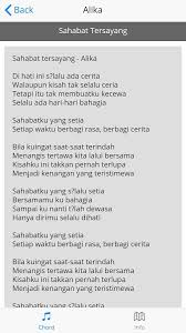 Lirik Lagu Lirik Lagu Alika App Ranking And Store Data App