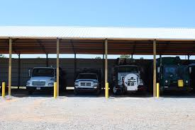 Steel Pole Barn Open Shelter And Fully Enclosed Metal Pole Barns Smith Built
