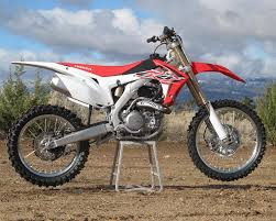 2015 honda crf 450 dirt bike test