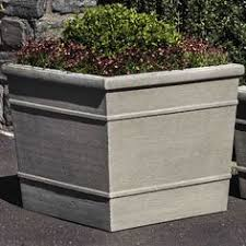 Concrete Planter Boxes by Found It At Wayfair Guy Wolfe And Co Square Planter Box