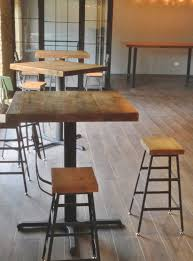 Reclaimed Wood Bar Table Reclaimed Wood Bar Table For Sale Best Table Decoration