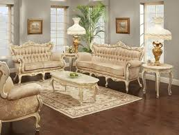 furniture luxury avignon formal living room table and chair with