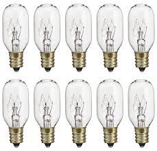 memotronics 15 watt 130 volt t7 candelabra e12 bulb 15t7c 15t7
