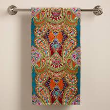 print bathroom ideas venice printed bath towel market for our bathroom our