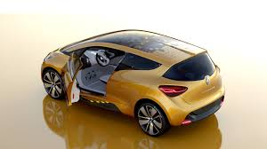 renault yellow paris motor show sees unexpected romance from renault cnn style