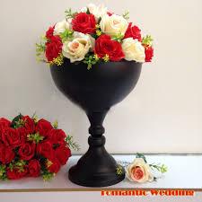 Cheap Vase Centerpieces Online Get Cheap Black Vases For Centerpieces Aliexpress Com