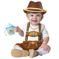 Baby Cowboy Halloween Costume Totally Ghoul Halloween Baby Bavarian Costume Shop