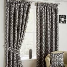 kitchen curtain ideas modern cambridge oregon pencil pleat curtains pewter grey modern pencil pleat