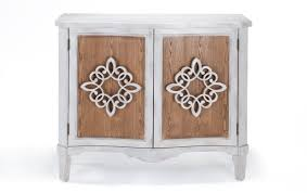 Two Door Cabinet Wood Filigree Two Door Cabinet Bob S Discount Furniture