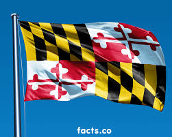Facts About The Flag Maryland Flag Colors Maryland Flag Meaning